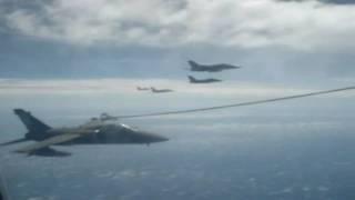 getlinkyoutube.com-Italian Air Force Aerial Refueling Exercise Accident