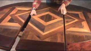 getlinkyoutube.com-Custom Reclaimed Wood Dining Table - Rustic Furniture