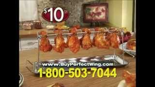 getlinkyoutube.com-As Seen On TV - Perfect Wings - Direct Response Infomercial - 2013