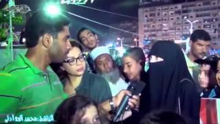 getlinkyoutube.com-من داخل رابعة العدوية فديو كارثة مسرب فضيحة انصار مرسى