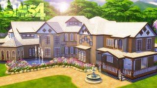 "getlinkyoutube.com-The Sims 4: House Building - ""Kaleidoscope"" with FantasySimmer"