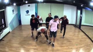 getlinkyoutube.com-BTOB - 스릴러 (Choreography Practice Video)