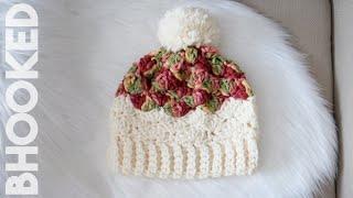 getlinkyoutube.com-How To Crochet Fast and Chunky Hat