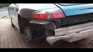 getlinkyoutube.com-Porsche 911 996 Exhaust Removal Steps