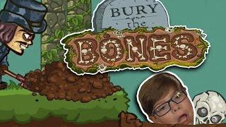 getlinkyoutube.com-BURY THE BONES!! | Free Online Games for Kids | Halloween 2016