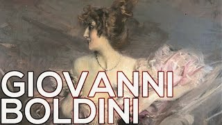 Giovanni Boldini: A collection of 284 paintings (HD)