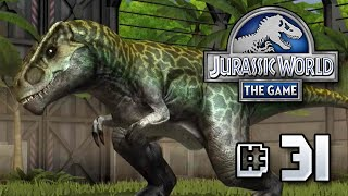 getlinkyoutube.com-The Promised Allosaurus || Jurassic World - The Game - Ep 31 HD