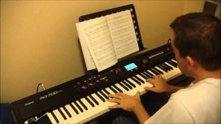 getlinkyoutube.com-Ben Folds Still Fighting It (piano instrumental cover)