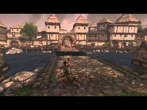 Sorcery PS3 Move Official Gameplay