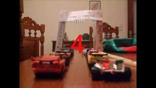 getlinkyoutube.com-My Cars 2 World Grand Prix Stop Motion Race