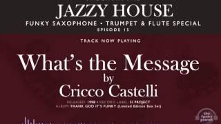 getlinkyoutube.com-Underground Jazzy House - Funky Saxophone, Trumpet & Flute Special - Episode 15.