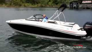 getlinkyoutube.com-TAHOE Boats: 2016 550 TS Outboard Complete Review by BoatTest.com
