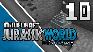 getlinkyoutube.com-Minecraft: Jurassic World: Episode 10: Dawn of the Dragon Riders