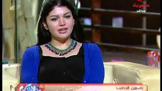 getlinkyoutube.com-مذيعة روتانا ياسمين الخطيب تنجو من الاغتصاب