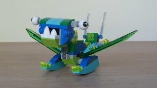 getlinkyoutube.com-LEGO MIXELS SLUSHO SNOOF MIX or MURP? Instructions Lego 41550 Lego 41541