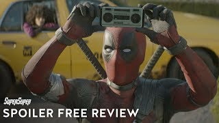 Deadpool 2: Spoiler Free Review in HINDI | SuperSuper