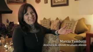 getlinkyoutube.com-Nieta de Salvador Allende explica las motivaciones tras su documental