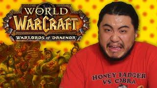 Carolina Reaper Game Review - Warlords of Draenor ft. Kaiji Tang