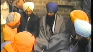 getlinkyoutube.com-1. Sant Jarnail Singh Ji Bhindranwale & Swami Vishnudevananda Interview - PART 1