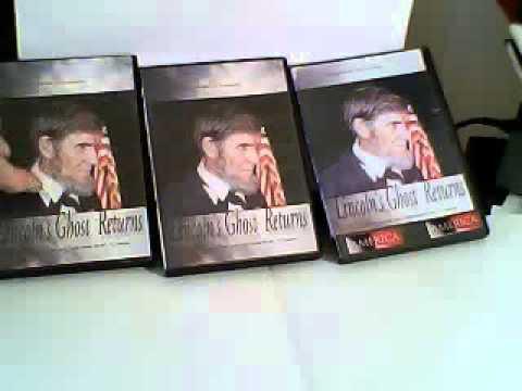 Lincoln's Ghost Returns DVD