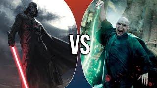 getlinkyoutube.com-Versus Series | Darth Vader vs Lord Voldemort