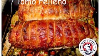 getlinkyoutube.com-Lomo de cerdo relleno
