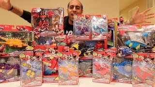 getlinkyoutube.com-Ranger VLOG #33: DINO SUPER CHARGE JACKPOT!!!