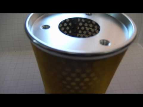 Фильтр масляный гидравлического насоса