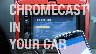 getlinkyoutube.com-How to install Chromecast in your Car | Android Auto Alternative