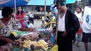 getlinkyoutube.com-Sunday morning at Oroquieta city market