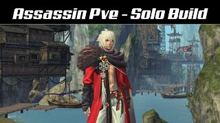 Koroshi - Assassin Solo PvE - Build | Blade and soul