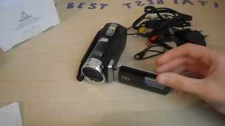 getlinkyoutube.com-Samsung HMX F90 видеокамера