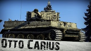 getlinkyoutube.com-Otto Carius - German Tank Legend | Warthunder Movie