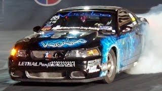 getlinkyoutube.com-TURBO Mustang Cobra SHATTERS 1/4 Mile RECORD!