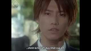 getlinkyoutube.com-[vietsub] Dekaranger: Hoji Tomasu - Teresa... Pain love.