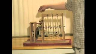 getlinkyoutube.com-Kundel Magnetic Motor Prototype 1