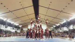 getlinkyoutube.com-COC Cheering Squad - PUP Cheerdance Competition 2016 CHAMPION (With Music)