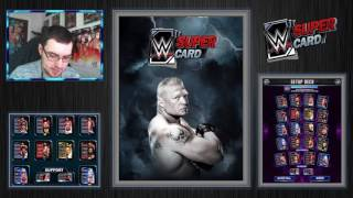 getlinkyoutube.com-WWE SuperCard #76 | A Few Updates + RKO Domination FINALE !!!