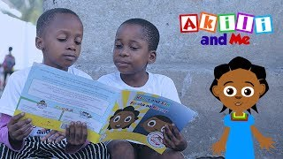 Jipatie Vitabu vya Akili and Me! | Katuni za Elimu kwa Kiswahili