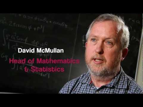 Mathematics and Statistics Degree at Plymouth University