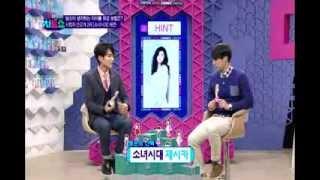 getlinkyoutube.com-[슈퍼아이돌차트쇼] 5회 아이돌 최강 꿀성대 보컬 - 2위 소녀시대 태연