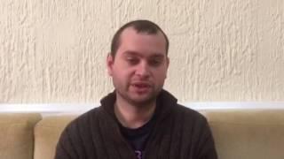 Начало лечения ОКР у Дмитрия
