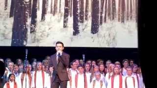 David Archuleta - Glorious - One Voice Children's Choir. A Celebration of Christ 2014