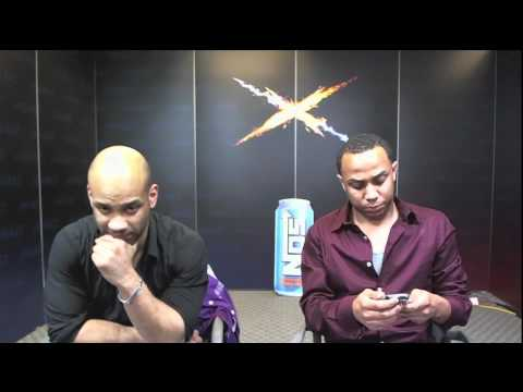 Jago vs Mike Ross - Cross Assault Exhibition - Street Fighter X Tekken