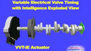 getlinkyoutube.com-Toyota VVT-iE, Variable Valve Timing