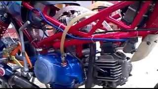getlinkyoutube.com-Modifikasi Yamaha Vega  2 Cylinder