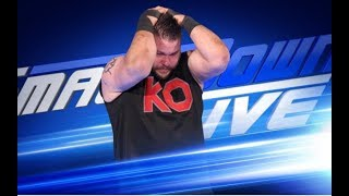 WWE Smackdown Live ! 8/29/2017  review - Bobby Roode Kevin owens