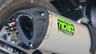 getlinkyoutube.com-Nob1 Neo Silent Sport Dual Sound Exhaust - Mio Amore/Sporty 115