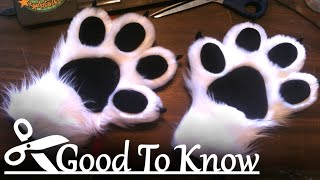 getlinkyoutube.com-How to make PuffyPaws ~ Good To Know #2
