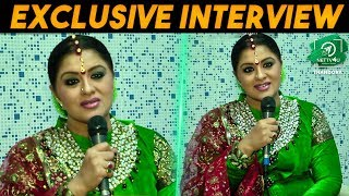 getlinkyoutube.com-Exclusive Interview with Sudha Chandran Actress